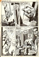 Amazing Spiderman Issue 69 Page 7 SOLD SOLD SOLD! Comic Art
