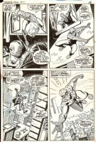 Amazing Spiderman Issue 71 Page 12 SOLD SOLD SOLD! Comic Art