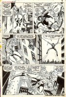 Amazing Spiderman Issue 75 Page 3 SOLD SOLD SOLD! Comic Art