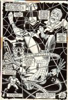 Amazing Spiderman Issue 114 Page 7 SPLASH Comic Art