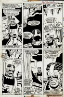 Amazing Spiderman Issue 154 Page 11 (1975) SOLD SOLD SOLD! Comic Art
