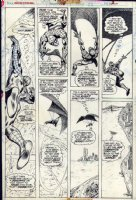 Amazing Spiderman Issue 158 Page 2 SOLD SOLD SOLD! Comic Art