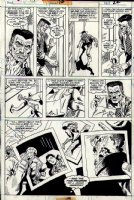 Amazing Spiderman SOLD SOLD SOLD!  Issue 161 Page 22 Comic Art