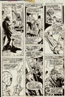 Amazing Spiderman #164 p 15 (1976) SOLD SOLD SOLD! Comic Art