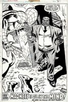 Amazing SpiderMan Issue 169 Page 31 SPLASH (1977) SOLD SOLD SOLD! Comic Art