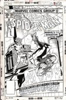 Amazing Spider-Man 184 Cover  SOLD SOLD SOLD! Comic Art