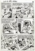 Amazing Spider-Man Issue 20 Page 11 (Large Art) 1964 Comic Art