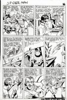 Amazing Spider-Man Issue 20 Page 13 (Large Art) 1964 Comic Art