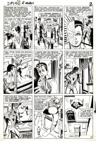 Amazing Spider-Man Issue 20 Page 2 (Large Art) 1964 Comic Art