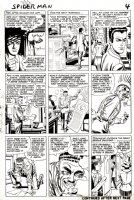 Amazing Spider-Man Issue 20 Page 4 (Large Art) 1964 Comic Art