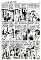 Amazing Spider-Man Issue 20 Page 5 (Large Art) 1964 Comic Art