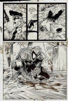 Amazing Spiderman  Issue 314 Page 24 SPLASH (1988) SOLD SOLD SOLD! Comic Art