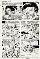 Amazing Spider-Man Issue 33 Page 7 (1965) Comic Art