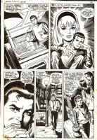 Amazing Spiderman Issue 78 Page 7 SOLD SOLD SOLD! Comic Art