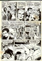 Amazing Spiderman Issue 82 Page 10 SOLD SOLD SOLD! Comic Art