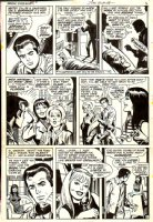 Amazing Spiderman Issue 82 Page 2 SOLD SOLD SOLD! Comic Art