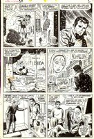 Amazing Spiderman Issue 84 Page 5 SOLD SOLD SOLD! Comic Art
