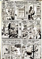 Amazing SpiderMan Issue 27 Page 12 SOLD SOLD SOLD!  Comic Art