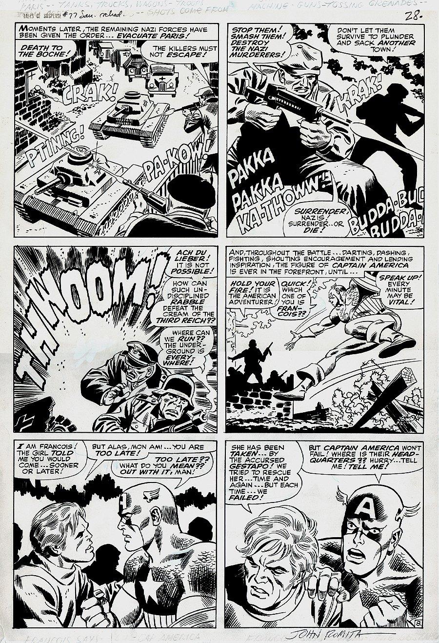 Tales of Suspense #77 p 8 (Large Art) 1965