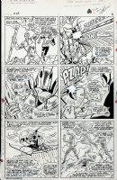 X-Men #24 p 7 (Large Art) 1966  Comic Art