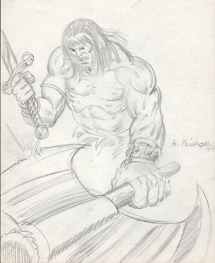 Conan Pinup (1977)