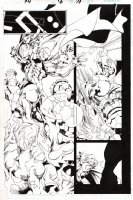 Fantastic Four Issue 18 Page 17 Comic Art