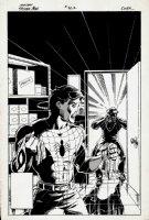 Amazing Spider-Man #262 Unpublished Cover (1984) Comic Art