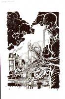 Epilogue #3 Cover (2008) Comic Art