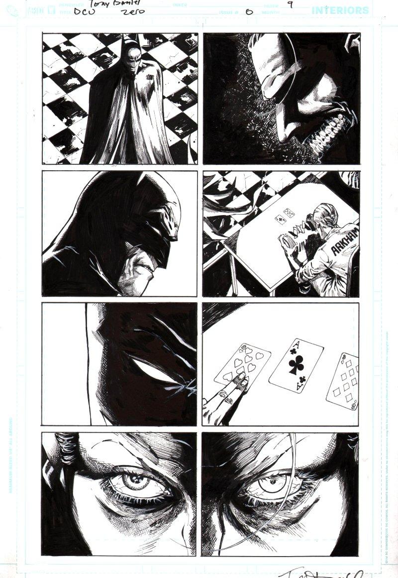 DC Universe #0 p 9 (2008)