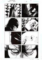 DC Universe #0 p 9 (2008) Comic Art