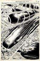 Aquaman #37 p 10 (1968) Page mm Comic Art