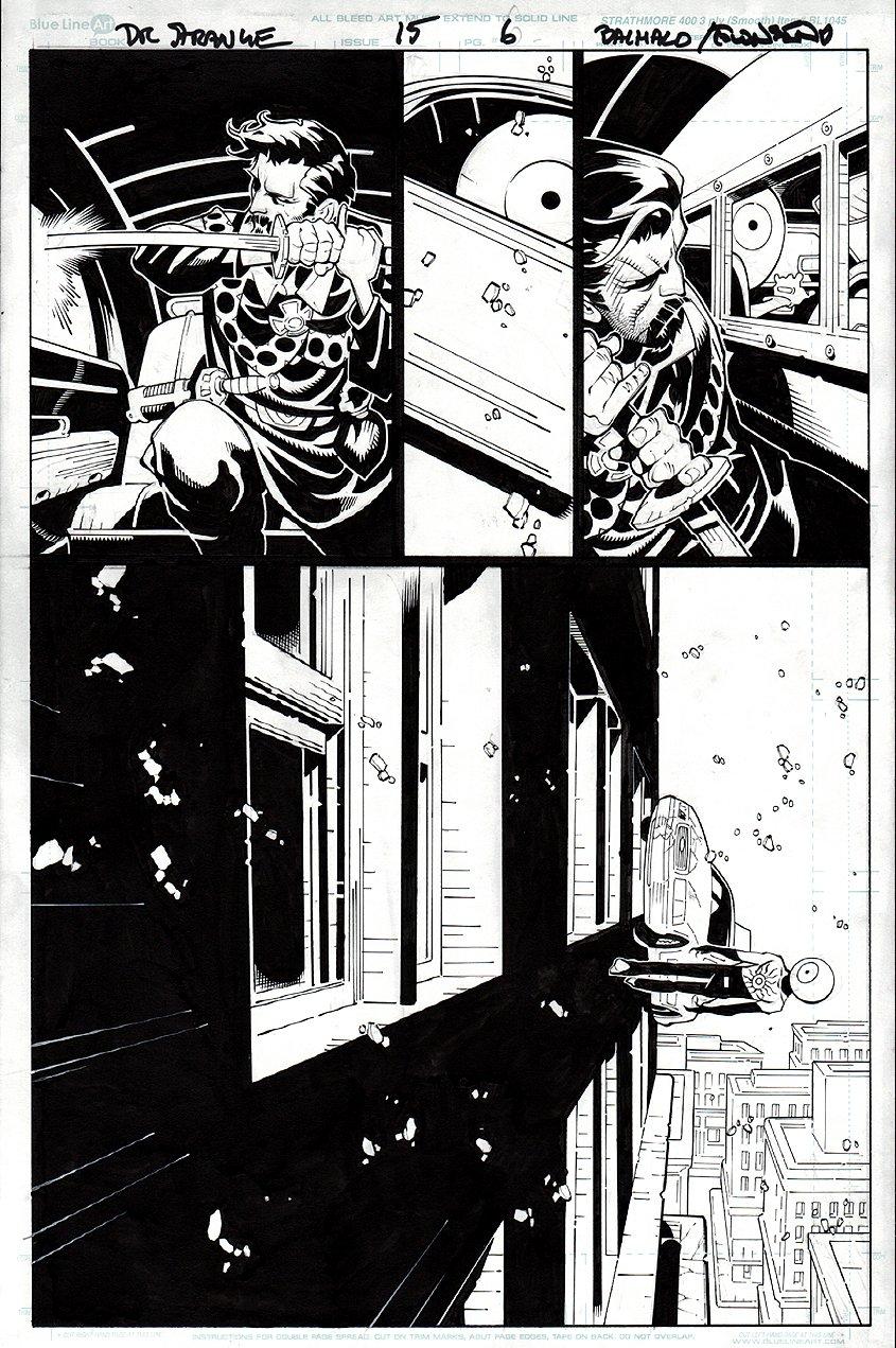 Doctor Strange #15 p 6 (2015)