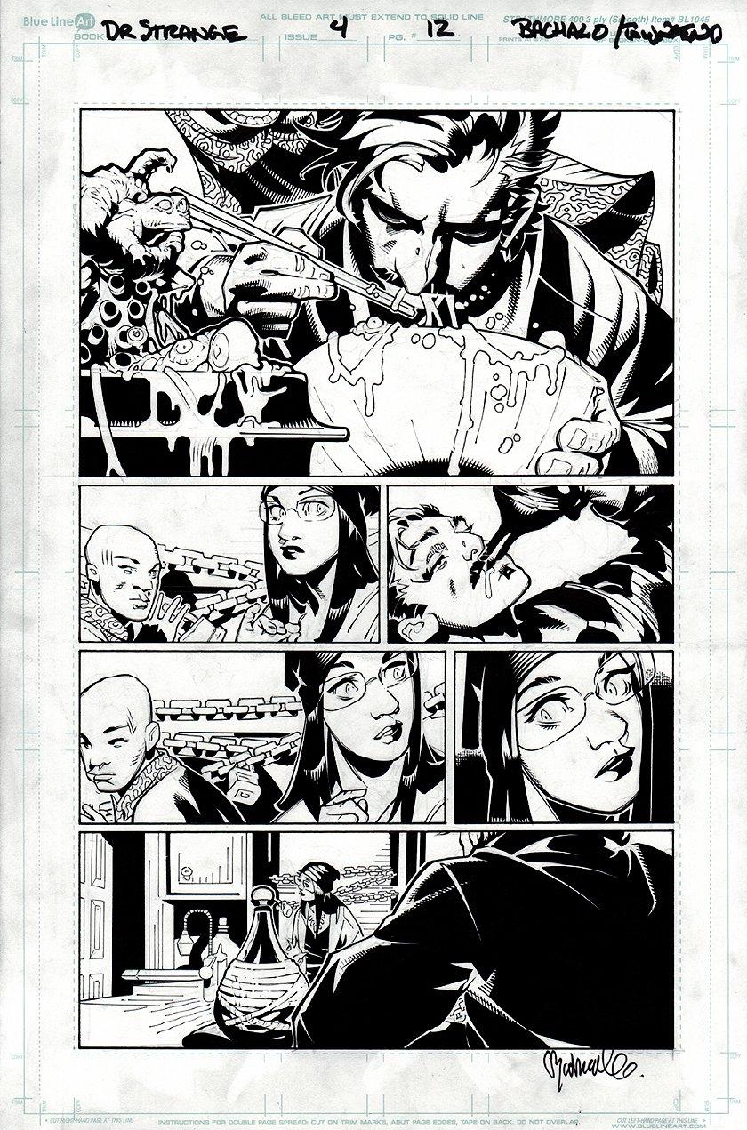 Doctor Strange #4 p 12 (2015)