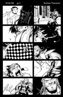 Wolverine & the X-Men Issue 8 Page 2  Comic Art