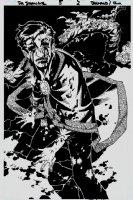 Doctor Strange #5 p 2 SPLASH (2015) Comic Art