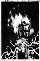 Doctor Strange #6 Cover (2015) Comic Art