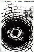 Doctor Strange #9 Cover (2016) Comic Art