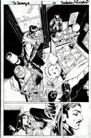 Doctor Strange #1 p 10 SPLASH (2015) Comic Art