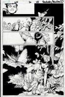 Wolverine & the X-Men #16 p 10 (2012) Comic Art