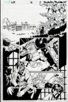 Wolverine & the X-Men #16 p 11 (2012) Comic Art