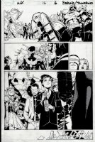 Wolverine & the X-Men #16 p 6 (2012) Comic Art