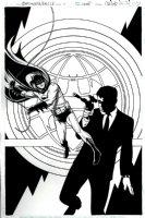 Batman '66 / Man from U.N.C.L.E. #1 Cover (2015)  Comic Art