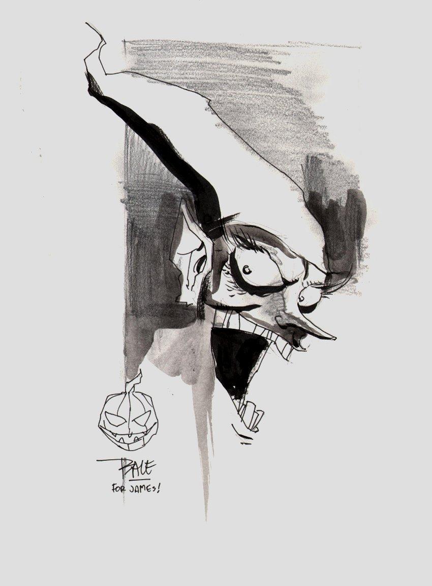 Green Goblin Pinup (2007)