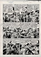 Tales from the Crypt #46 p 7 (Large Art) 1954 Comic Art