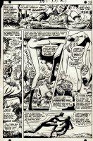 Detective Comics #377 p 8 (1968) Comic Art