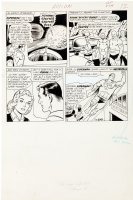 Action Comics #304 p 12 (Large Art) 1963 Comic Art