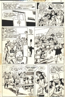 Strange Sports Stories Issue 3 Page 5 (1973) Comic Art