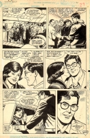 Superboy Issue 11 Page 21 Comic Art