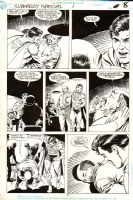 Superboy Special Issue 1 Page 6 Comic Art